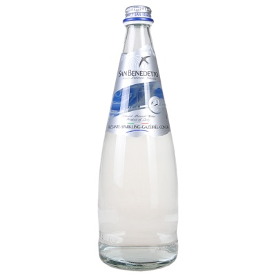 San Benedetto Gas-Bearing Mineral Water 750ml