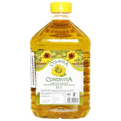 Colavita Sunflower Oil And Extra Olive 3L
