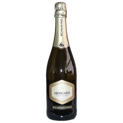 Scanavino Moscato Sparkling Wine 750ml