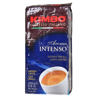 Kimbo Aroma Intenso Groud Coffee 250g