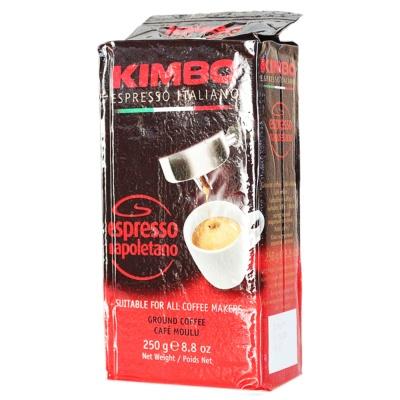 Kimbo Espresso Napoletano Groud Coffee 250g