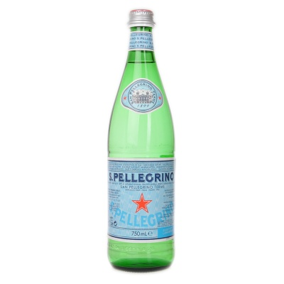 San Pellegrino Natural Mineral Water 750ml