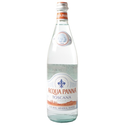 Acqua Panna Natural Spring Water 750ml