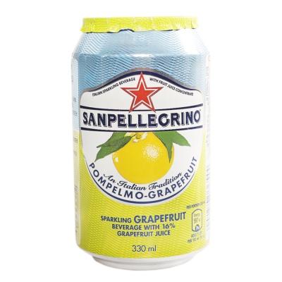 Sanpellegrino Sparkling Grapefruit Juice 330ml