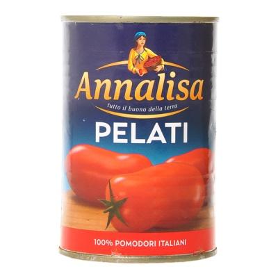 Annalisa Peeled Tomatoes 400g