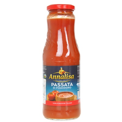 安娜丽莎樽装番茄酱 700g