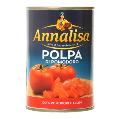 Annalisa Crushed Tomatoes 400g