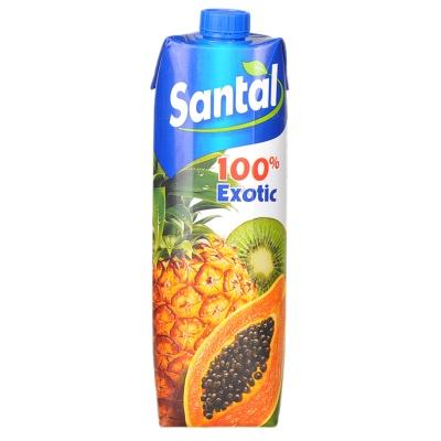 圣托100%异国风味混合汁 1L