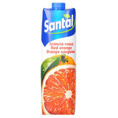 Santal Red Orange Juice 1L