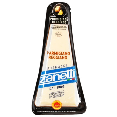 Zanetti Parmigiano Reggiano Cheese 200g