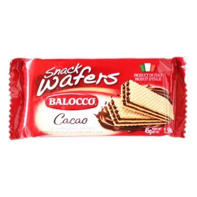 Balocco Wafers Cacao 45g