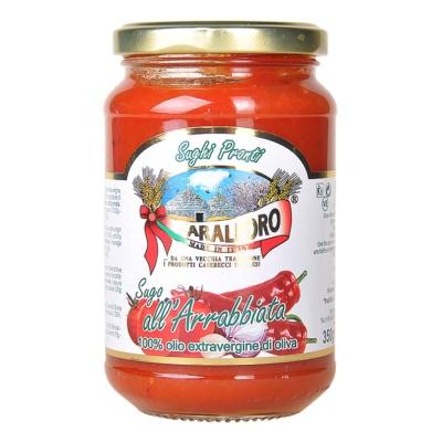 Taralloro Spicy Tomato Pasta Sauce 350g