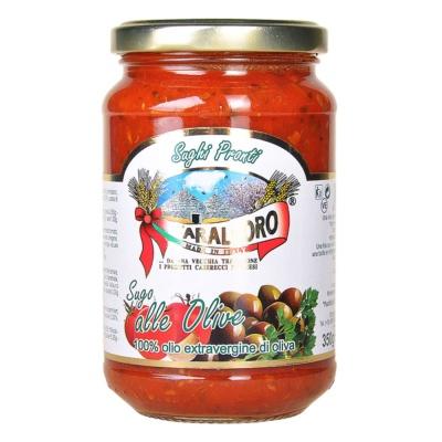 Taralloro Olives Tomato Pasta Sauce 350g