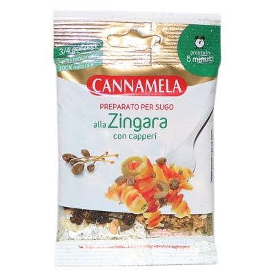 Cannamela Zingara Dried Mix For Pasta 20g