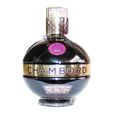 Chambord Black Raspberry Liqueur 500ml