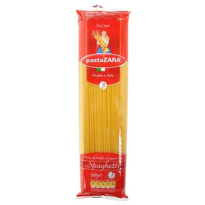 Pasta Zara #3 Spaghettin 500g