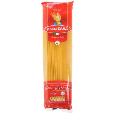 Pasta Zara Spaghettoni #4 500g
