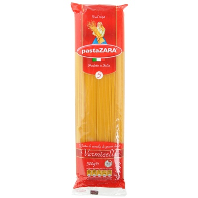 Pasta Zara Veimicelli #5 500g