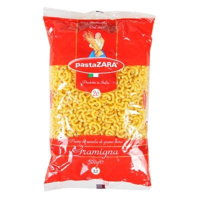 Pasta Zara Gramigna 26 500g
