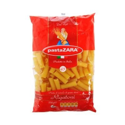 Pasta Zara Rigatoni #43 500g