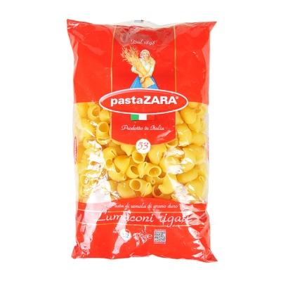 Pasta Zara #53 Lumaconi Rigati 500g