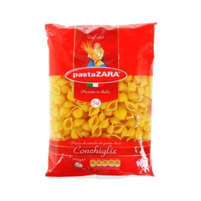 Pasta Zara Conchiglie #54 500g