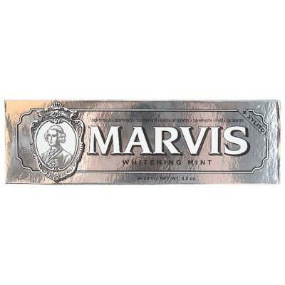 Marvis Toothpaste (Whitening Mint) 85ml