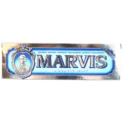 Marvis Toothpaste (Aquatic Mint) 85ml