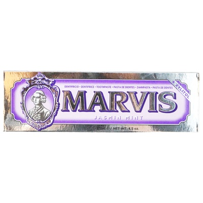 Marvis Toothpaste (Jasmin Mint) 85ml