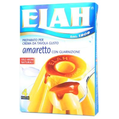 Elah Caramel Almond Pudding Powder 95g