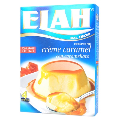 Elah Cream Caramel Pudding Powder 100g