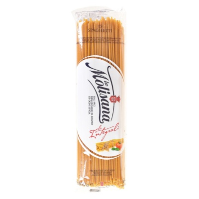 Molisana 15 Spaghetti Integrali 500g