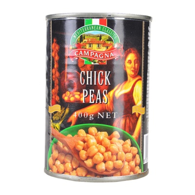 Campagna Chick Peas 400g