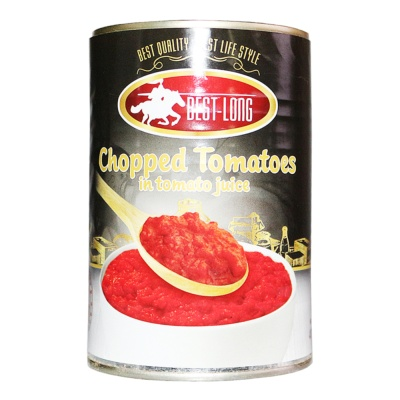 Best-Long Chopped Tomatoes In Tomato Juice 400g