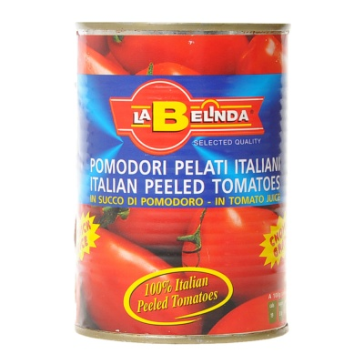 Peeled Tomatos 400g