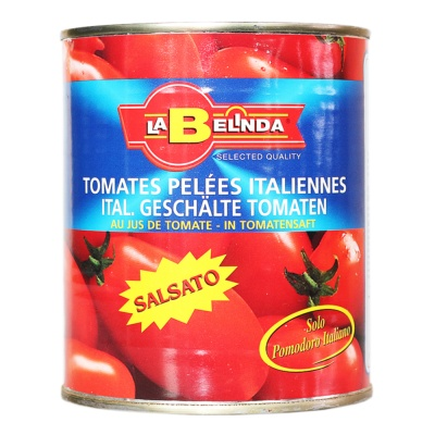 Peeled Tomatos 800g