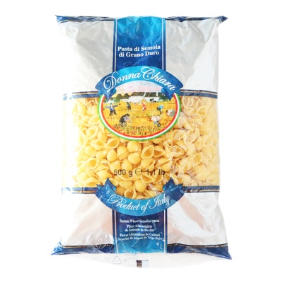 Donna Shell-Shaped Pasta 500g