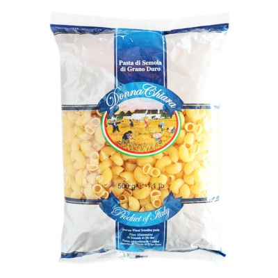 Donna Bend-Shaped Pasta 500g
