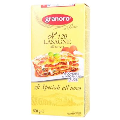 Granoro Egg Yolk Italian Lasagne 500g