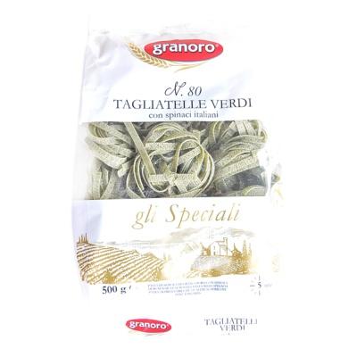 Granoro 5mm Italian Spinach Pasta 500g