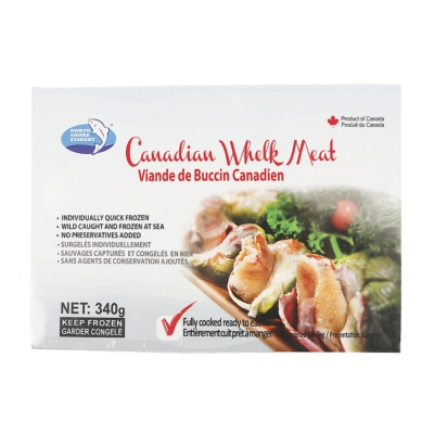 North Shore Fishery Whelk Meat 340g