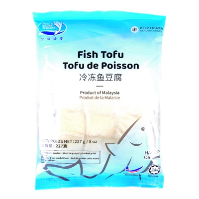 North Shore Fishery Fish Tofu 227g