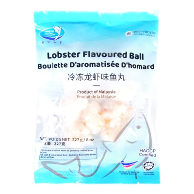 North Shore Fishery Lobster Flavoured Ball 227g