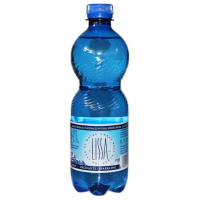 Lissa Natural Spring Water(Sparkling) 500ml