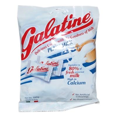 Galatine Plain Milk Candy 100g
