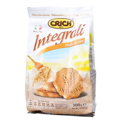 Crich Whole Wheat Cookie 300g