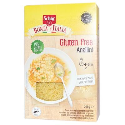 Schar Anellini Pasta (Gluten Free) 250g