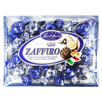 Laica Love Stars Milk Chocolate Pralines With Filling(Gift Box) 250g