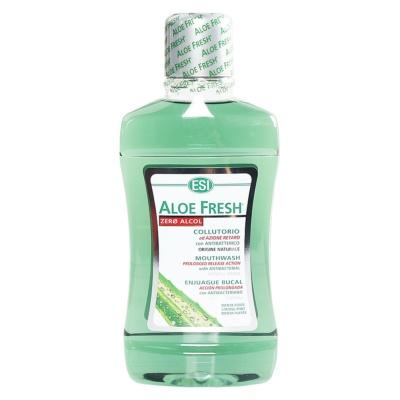 Esi Aloe Fresh Mouthwash(Zero Alcol) 500ml