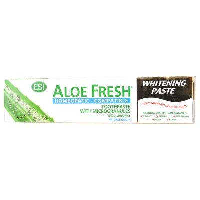 Esi Aloe Fresh Toothpaste 100ml